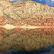 Flaming  Gorge Reflections Art Print