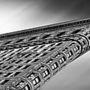 Flatiron Building Nyc Art Print by John Farnan