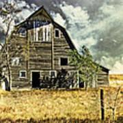 Flatland Farm Art Print
