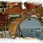 Fleetwood's Drums Art Print