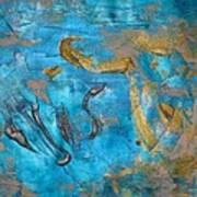 Floating IIi Art Print