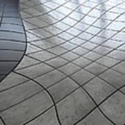 Floor Art Print