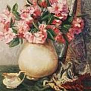 Floral 12 Art Print