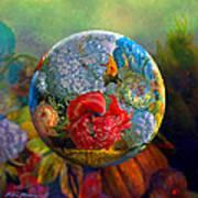 Floral Ambrosia Art Print