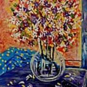 Floral Bliss Art Print