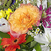 Floral Bouquet 3 Art Print