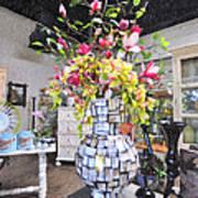 Floral Decor Art Print