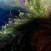 Floral Fantasia Art Print