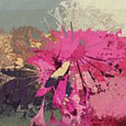 Floral Fiesta - S33bt01 Art Print