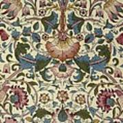 Floral Pattern Art Print by William Morris