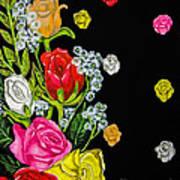 Floral Rhapsody Pt.4 Art Print