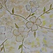 Floral Stem Art Print