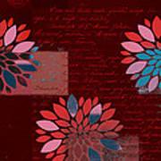 Floralis - 833 Art Print