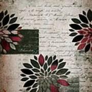Floralis - 889a Art Print
