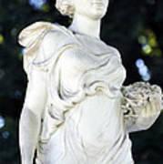 Florence Brokaw Satterwhite Memorial IIi Cave Hill Cemetery Art Print
