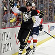 Florida Panthers V Pittsburgh Penguins Art Print