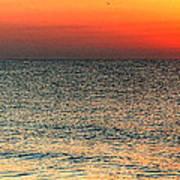 Florida Point Sunrise Art Print