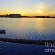 Florida Sunset 8 Art Print