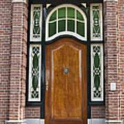 Florishaven Doorway Art Print