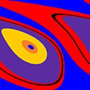 Flow 1 Art Print