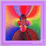 Flower 290c Art Print