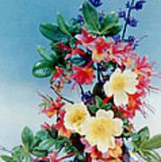 Flower Arrangement 1 Art Print