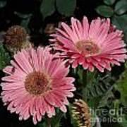 Flower Duvet Cover Art Print