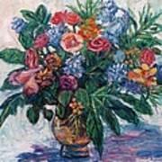 Flower Life Art Print