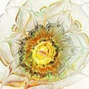 Flower Palette Art Print