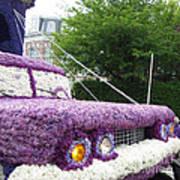 Flower Parade. 03 Blumencorso Holland 2011 Art Print