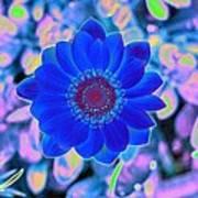Flower Power 1452 Art Print