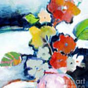 Flower Vase No.1 Art Print