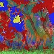 Flowers At Rest Art Print