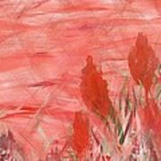 Flowers For Melissa Art Print