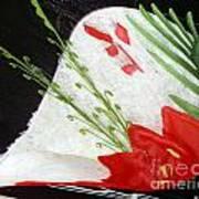 Flowers Art Print by Gabriele Mueller