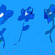 Flowers Of God Art Print