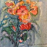 Flowers#1 Art Print