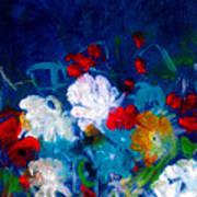Flowers4 Art Print