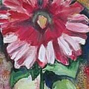 Flowery Days 11 Art Print