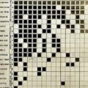 Flu Symptoms Chart Art Print