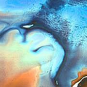 Fluidity 42 B Art Print
