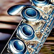 Flute Art Print