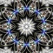 Flux Magnetism Art Print