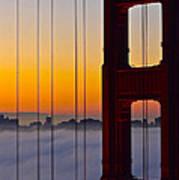 Fog City Art Print