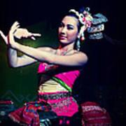 Folk Dance Art Print