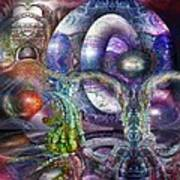Fomorii Universe Art Print