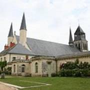 Fontevraud Abbey -  France Art Print