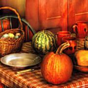 Food - Nature's Bounty Art Print