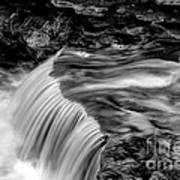 Foot High Falls Art Print