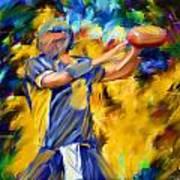 Football I Art Print